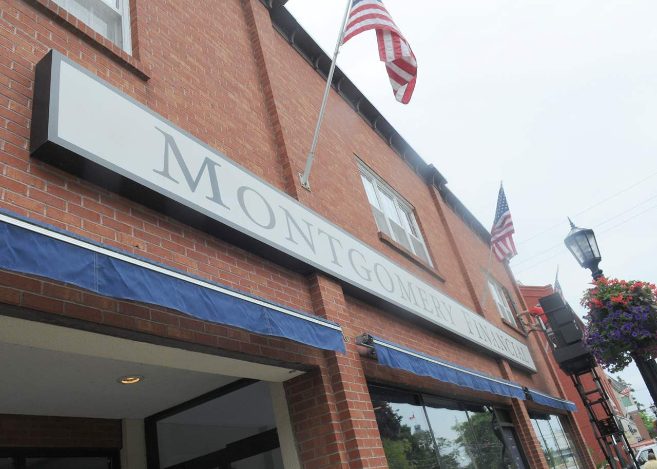 PORT HOPE -- Ganaraska Financial is now Montgomery Financial or the filming of Stephen King's It.