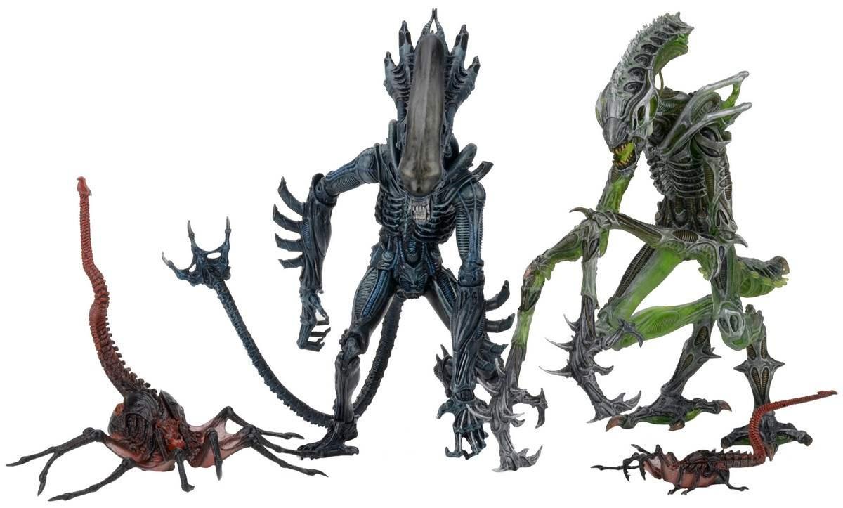 Aliens series 10