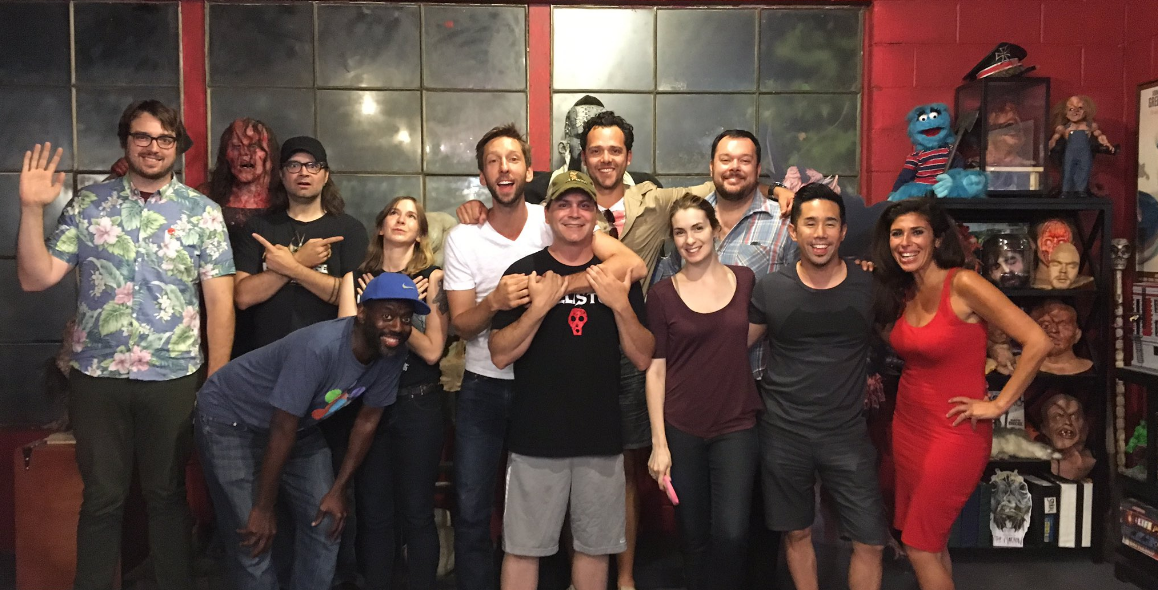 The Movie Crypt's live reading of The Goonies
