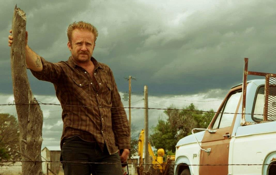 Ben Foster in Hell Or High Water