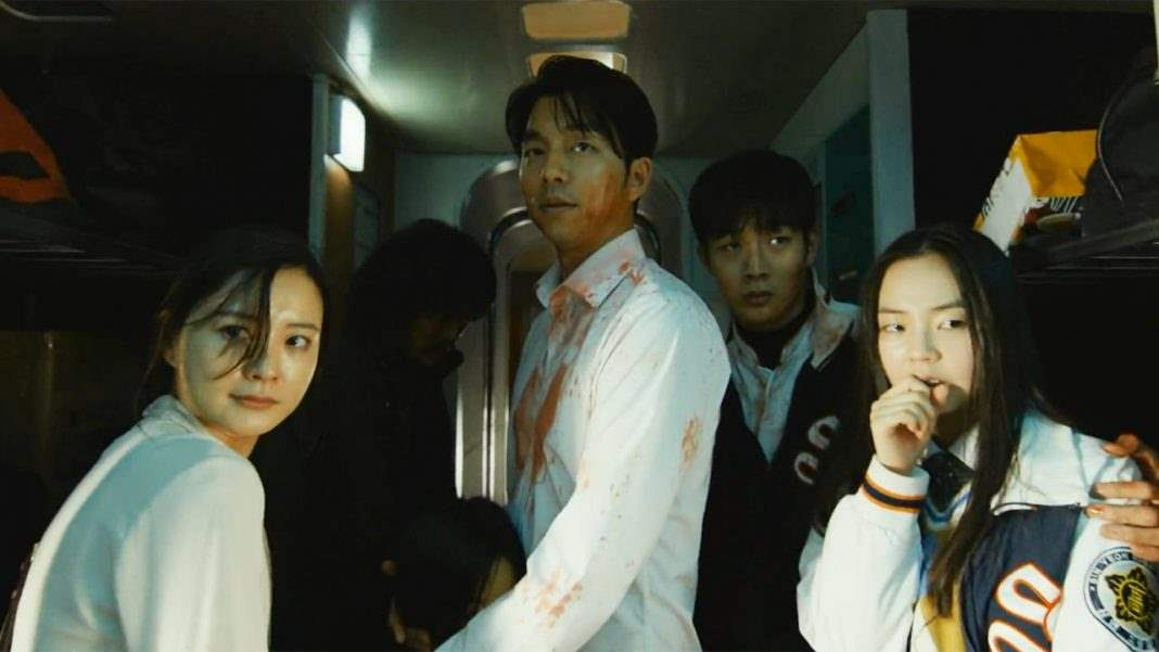 Train To Busan passengers
