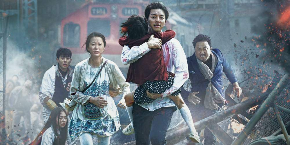 Train To Busan running