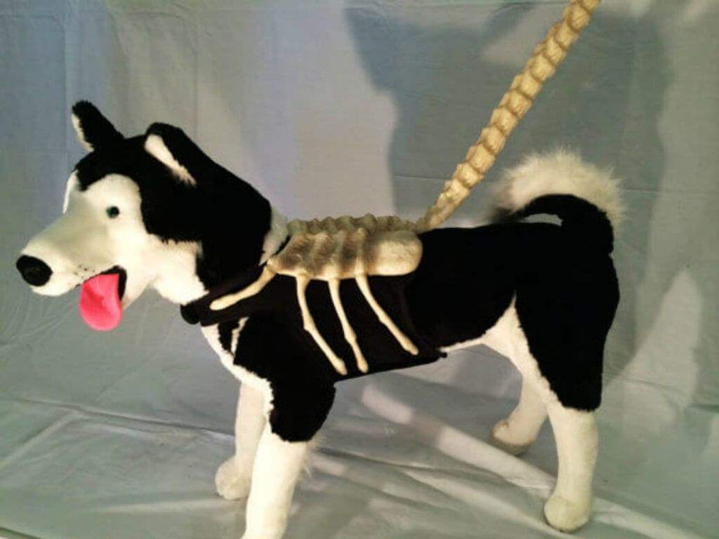 Xenomorph Facehugger dog leash Alien