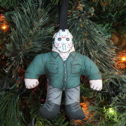 Jason tree ornament