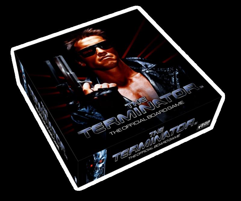 Terminator board game 1