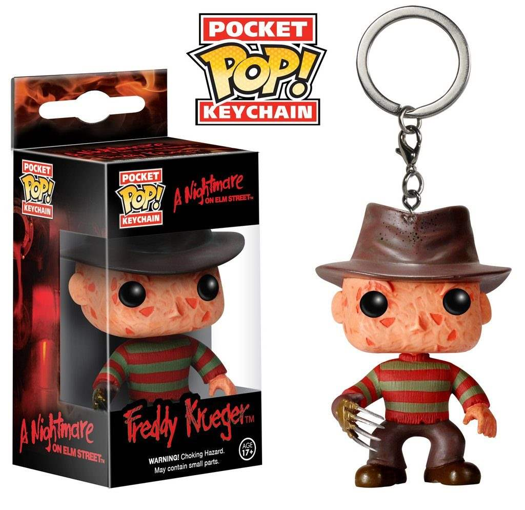 freddy pop keychain