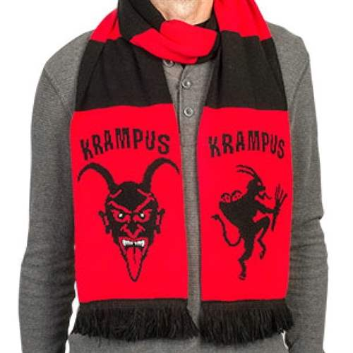 Horror movie scarf