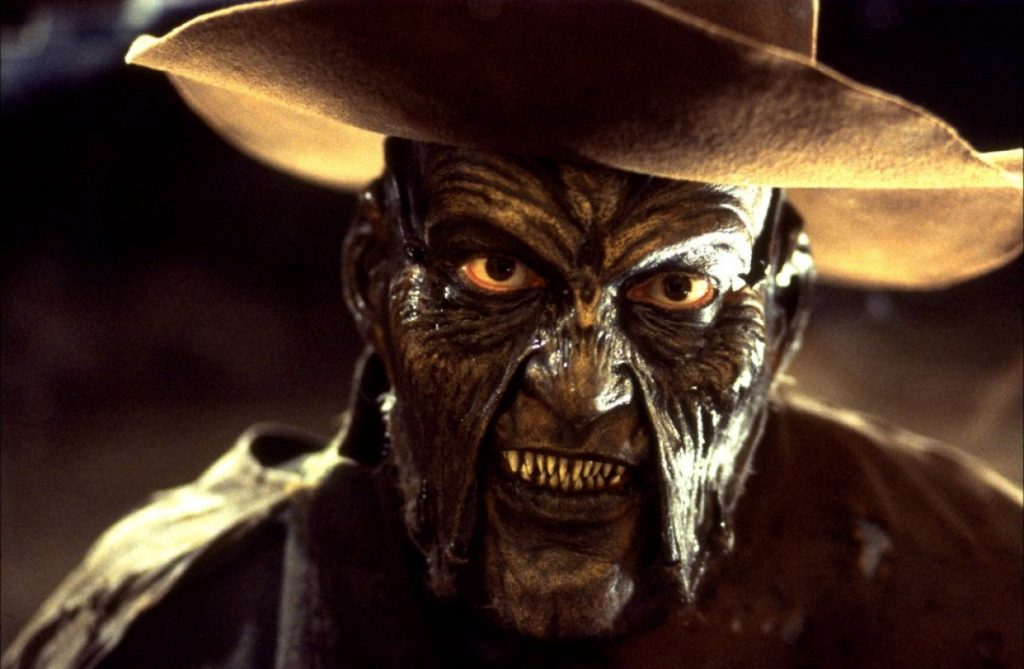Jeepers Creepers third instalment.
