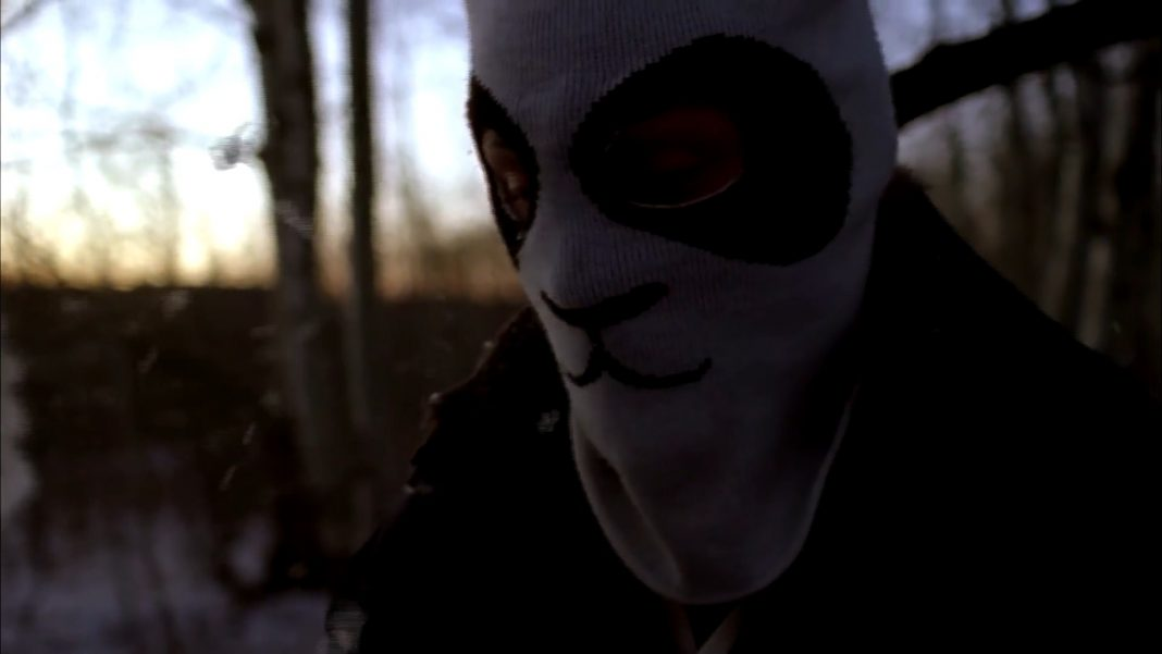 Max Records mask in I Am Not A Serial Killer