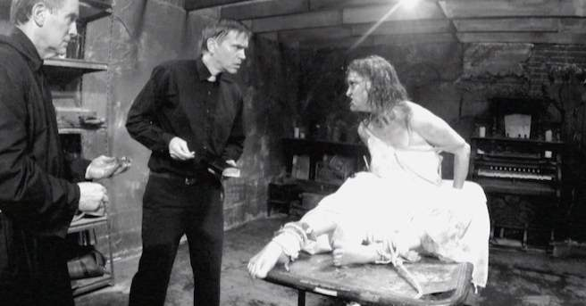 Bill Moseley Possession Experiment