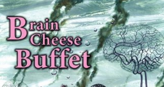 extreme horror Brain Cheese Buffet by Edward Lee