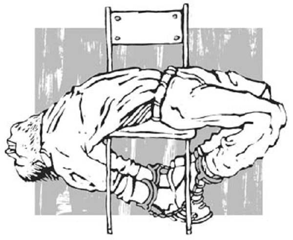 german chair torture