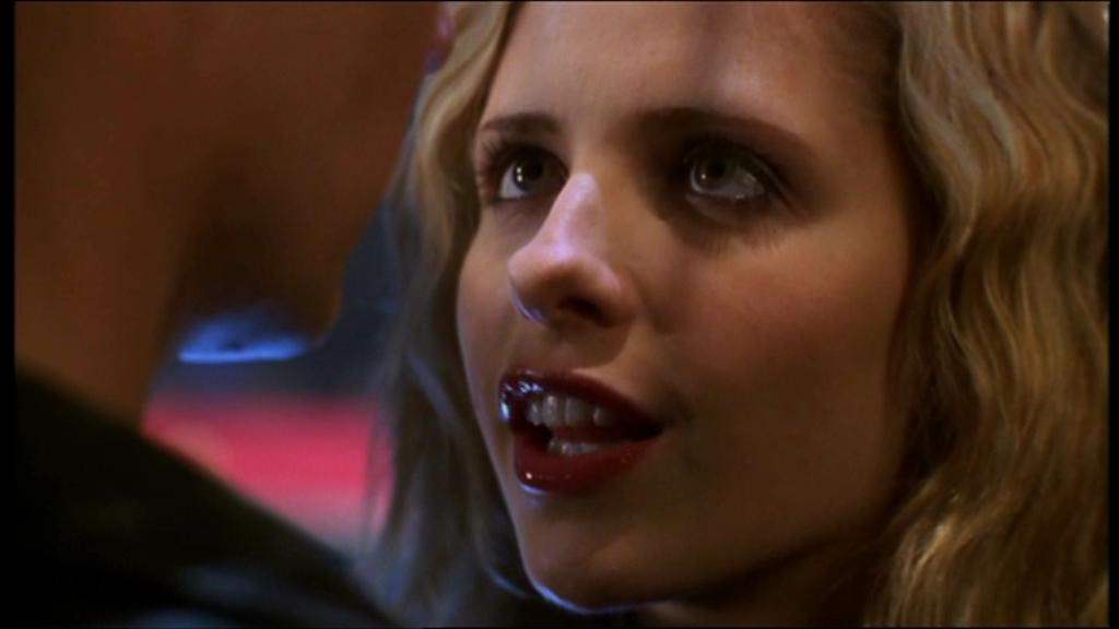 "Buffy ""Who Are You"""