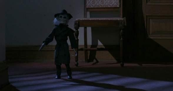 Blade in Puppet Master