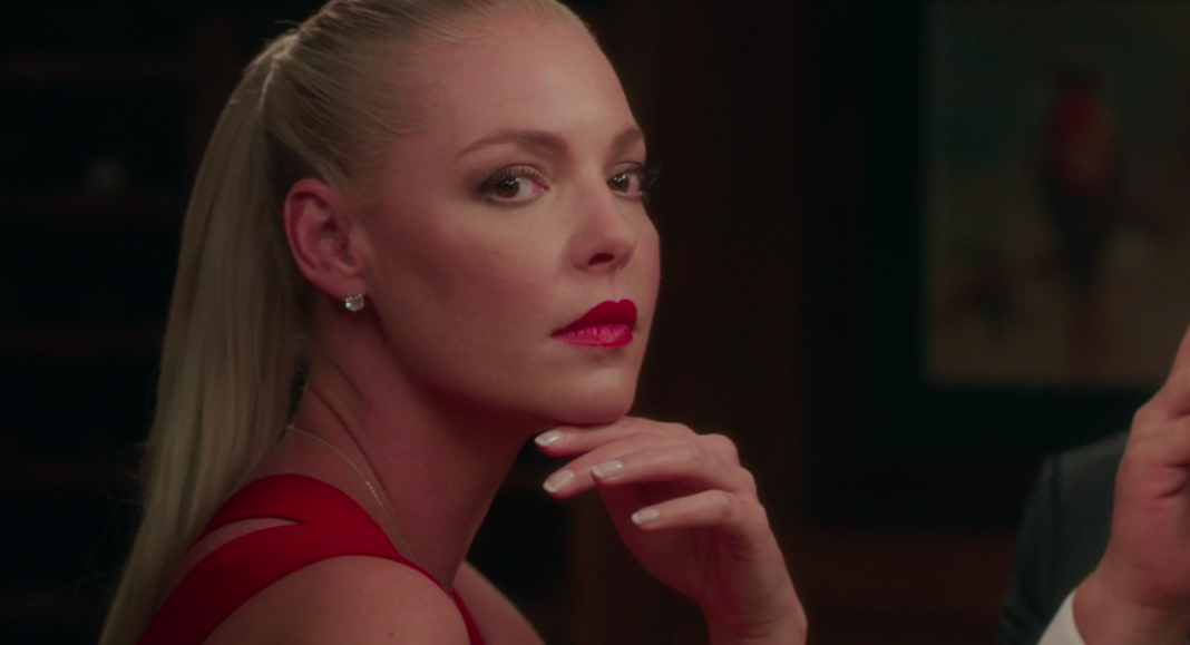 Katherine Heigl in Unforgettable