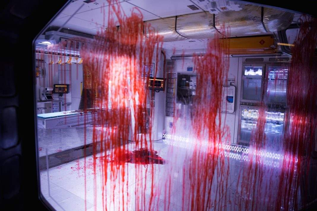 Alien Covenant bloody