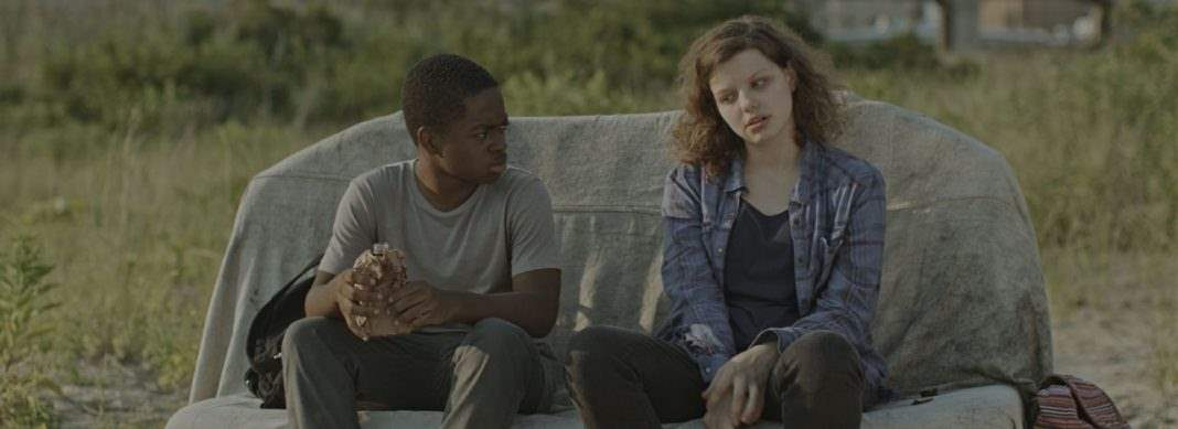 Eric Ruffin and Chloe Levine in The Transfiguration 2