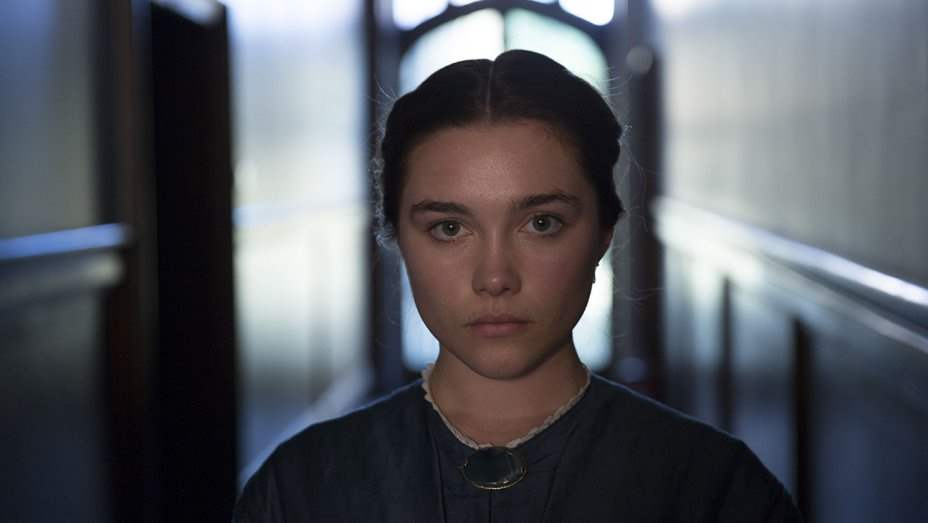 Florence Pugh in Lady Macbeth 3