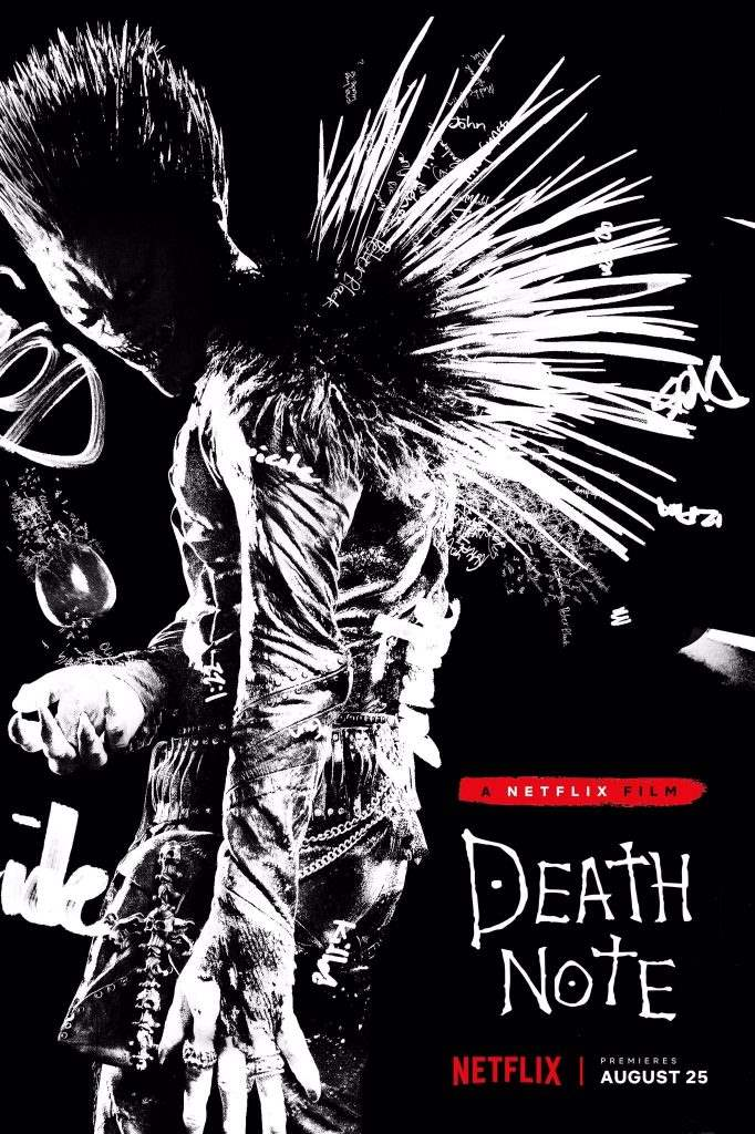 Death Note One Sheet