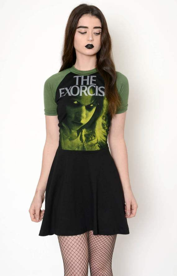 the exorcist dress feature by nic odeku