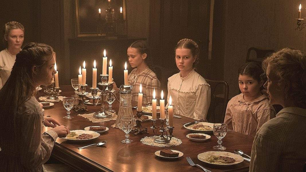 The Beguiled dinner party
