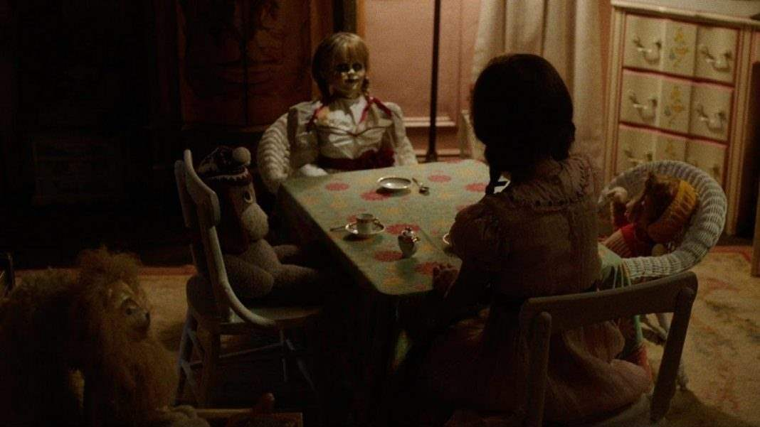Annabelle Creation doll party