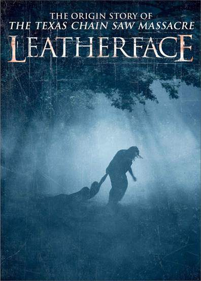 Leatherface poster