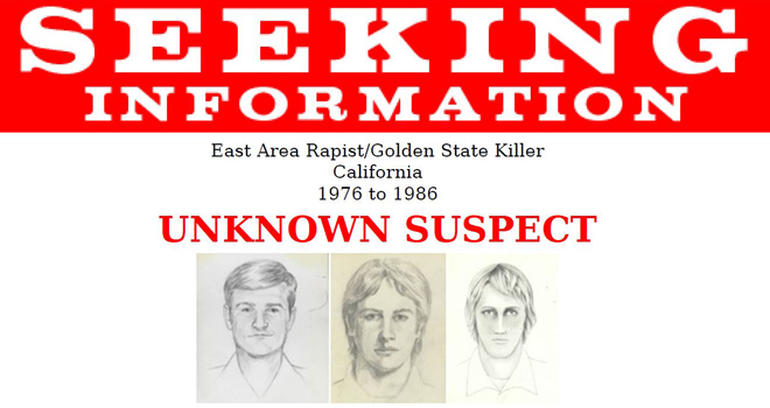 The East Area Rapist, episode 53