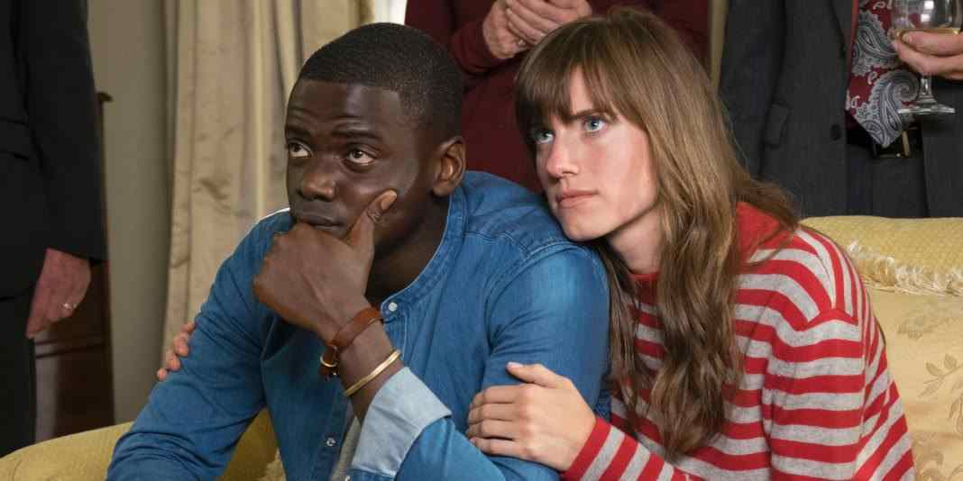 Daniel Kaluuya and Alison Williams in Get Out
