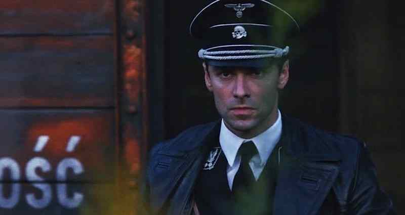 Aidan Turner in Man WHo Killed Hitler and Bigfoot