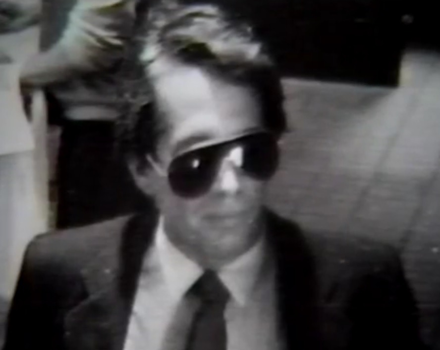 Chevy Chase Bandit Unsolved Mysteries