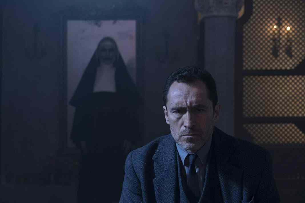 Demian Bicher in The Nun