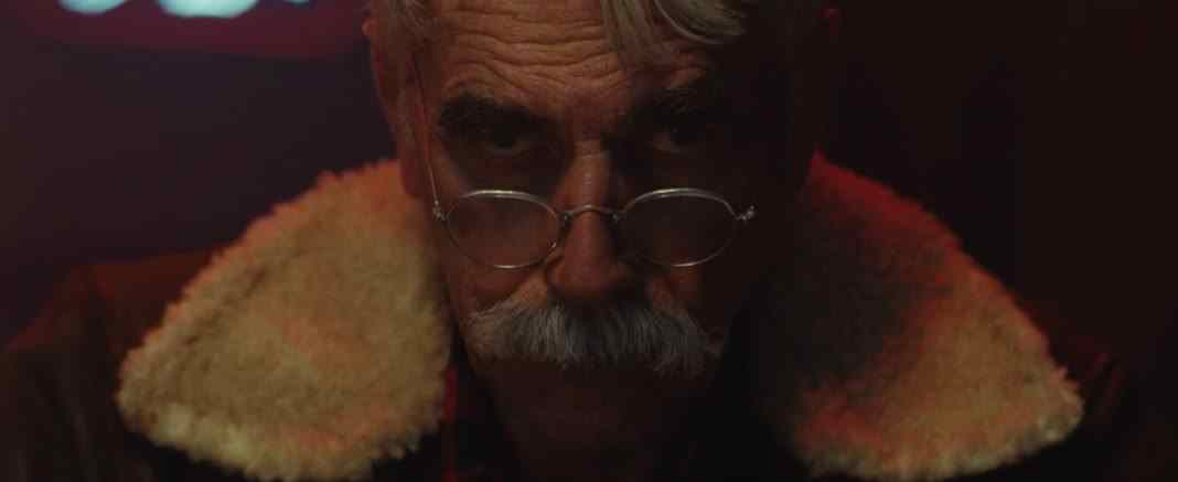 Sam Elliott in Man Who Killed Hitler Bigfoot
