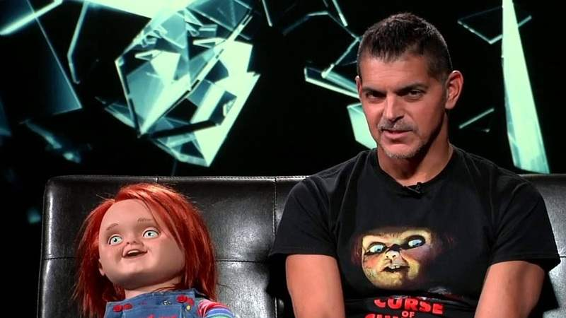 Child's Play Don Mancini interview picture