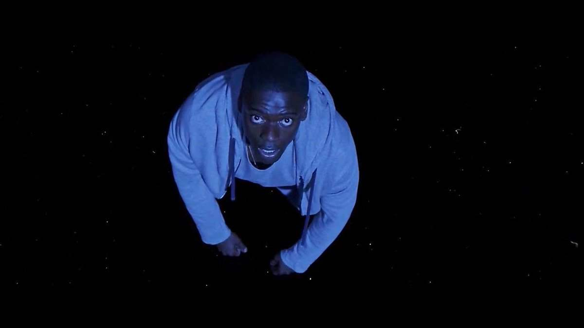 Get Out, Sunken Place, Horror Setting