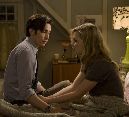 Justin Long and Alison Lohman in Drag Me To Hell