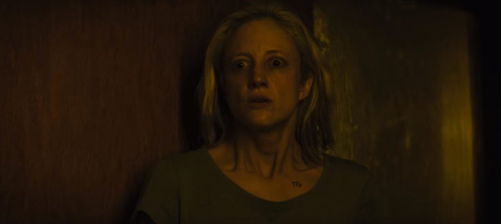 Andrea Riseborough in The Grudge (2020)