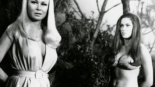 Joi Lansing and Joy Wilkerson imprisoned - 5 Bigfoot films
