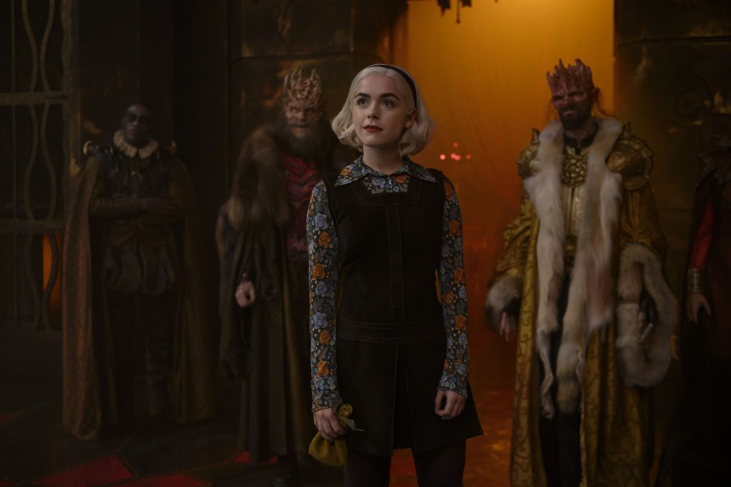 Chilling Adventures of Sabrina Hell court
