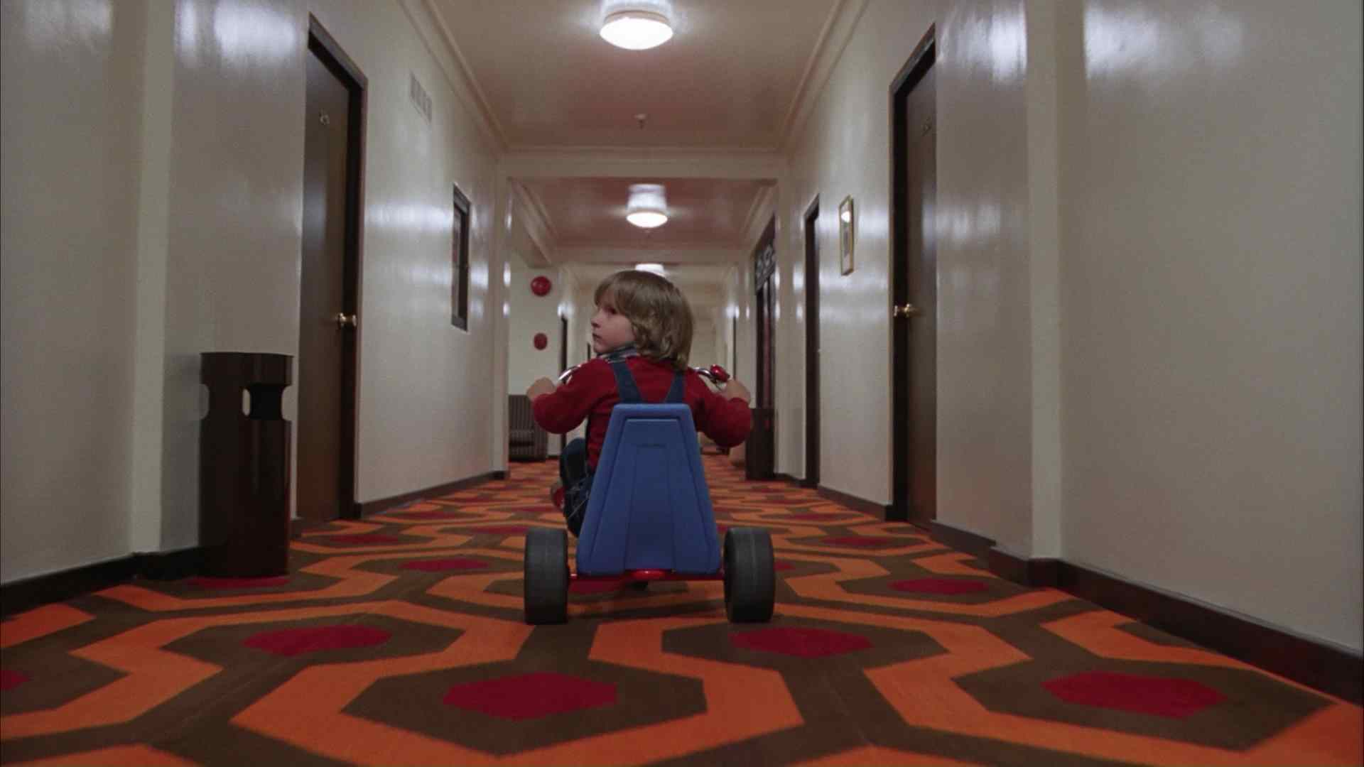 the shining was thought of by Stephen King after he had an errie dream at the stanley hotel.