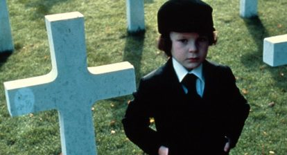 article on some of the horrible boys of horror including damien from the omen and toshio from the grudge including a few more