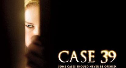 The poster for Christian Alvart's Case 39