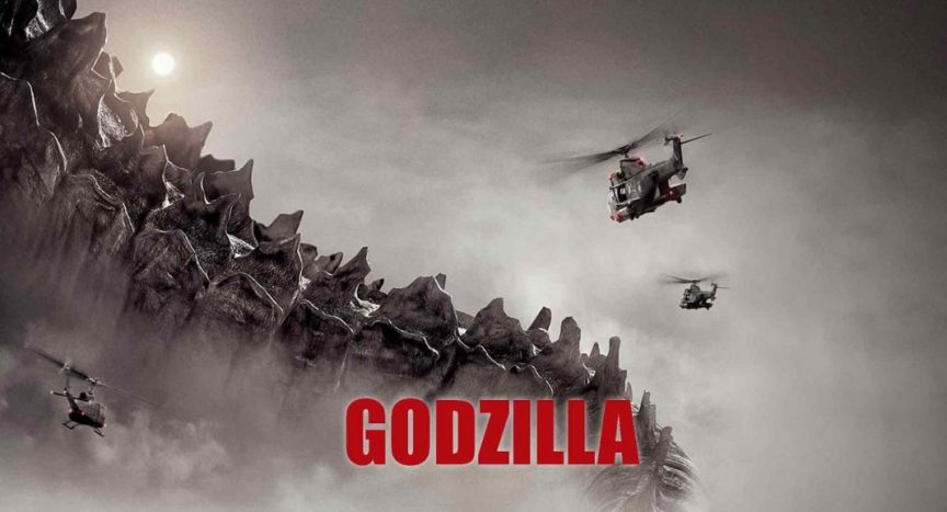 One of the 2014 Godzilla movie posters directed by Gareth Edwards and starring Bryan Cranston and Aaron Taylor-Johnson. Zak's Top 5 of 2014. Top Five Horror Films.