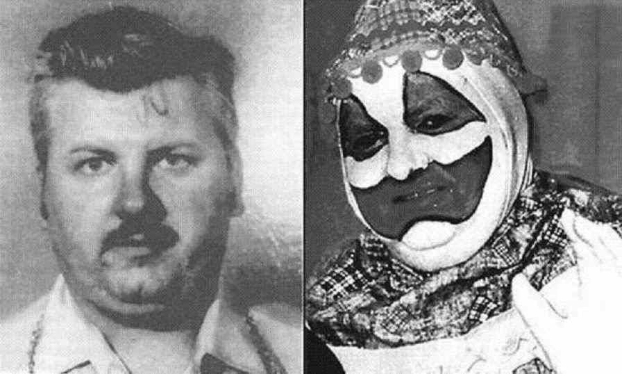 jonh wayne gacy also known as pogo the clown who would torment little boys and then torture and kill them.