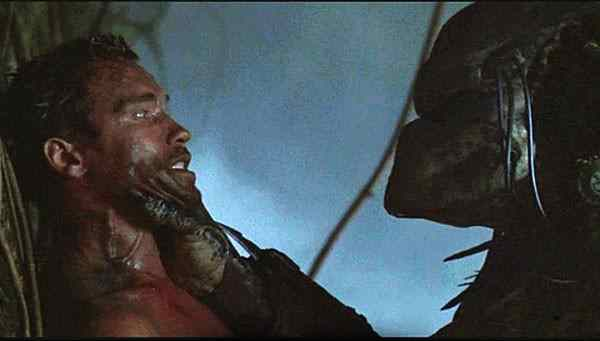 The original predator movie directed by John McTiernan and starring Arnold Schwarzenegger.