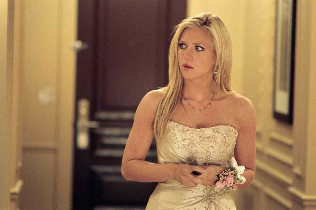Brittany Snow in the film Prom Night