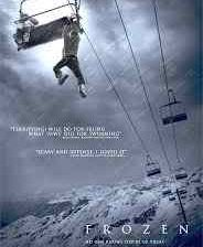 Poster for Adam Green's 2010 film Frozen.