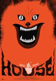 Poster for house.