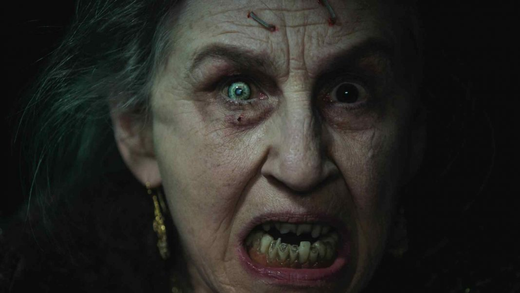 Mrs Ganush from the movie Drag me to hell.
