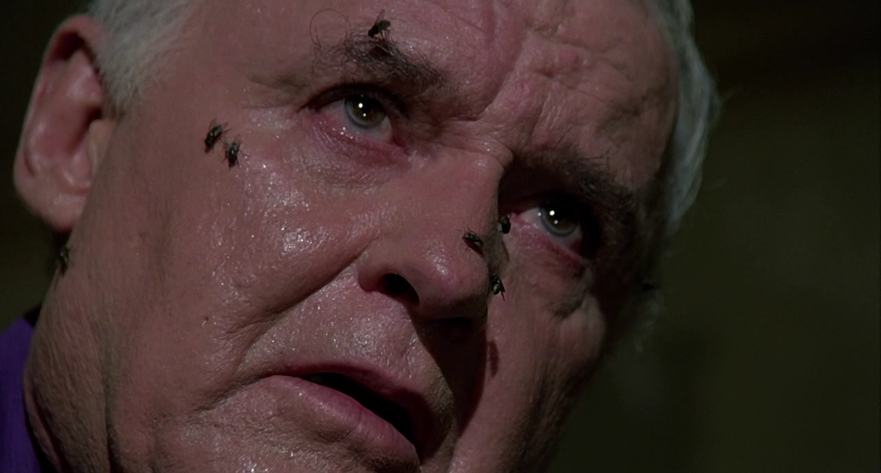 The Priest in The Amityville Horror
